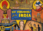 Cover For Los Vengadores de la India