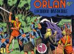 Cover For Orlan el Luchador Invencible