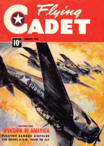 Cover For Flying Cadet