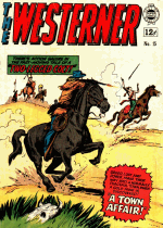 Thumbnail for The Westerner Comics