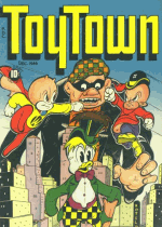 Cover For Toytown