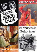 Thumbnail for Sherlock Holmes On Radio