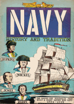 Cover For Navy History and Tradition