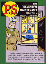 Cover For PS Magazine (PS, The Preventive Maintenance Monthly)