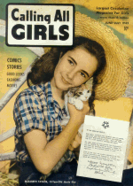 Cover For Calling All Girls
