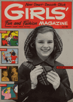 Cover For Girls' Fun and Fashion Magazine