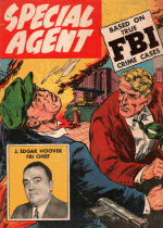 Cover For Special Agent