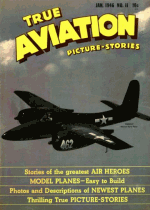 Cover For True Aviation Picture Stories
