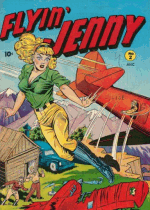Cover For Flyin' Jenny