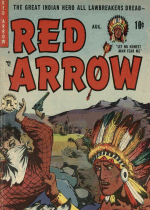 Cover For Red Arrow