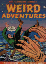 Thumbnail for Weird Adventures