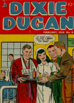 Cover For Dixie Dugan