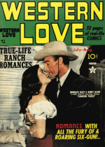 Cover For Western Love