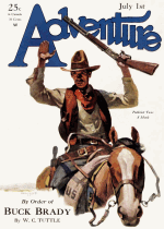Cover For Adventure