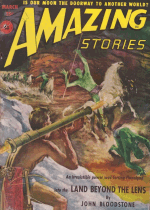 Cover For Amazing Stories