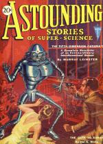 Cover For Astounding