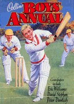 Cover For Collins Boys' Annual