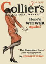 Cover For Collier's Weekly