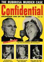 Cover For Confidential