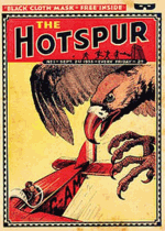 Cover For The Hotspur