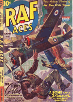 Cover For RAF Aces
