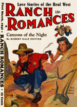 Cover For Ranch Romances