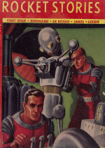 Cover For Rocket Stories
