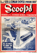 Cover For Scoops
