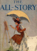 Cover For The All-Story Magazine