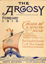 Cover For The Argosy