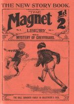 Cover For The Magnet