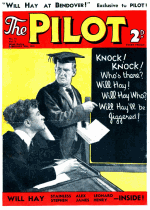 Cover For The Pilot