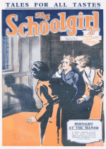 Cover For The Schoolgirl
