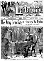 Cover For The War Library