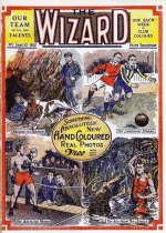 Cover For The Wizard