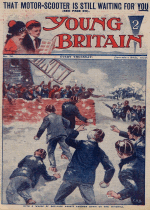 Cover For Young Britain