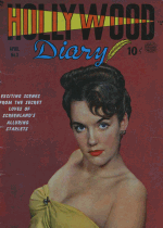 Cover For Hollywood Diary