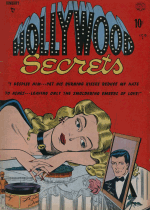 Cover For Hollywood Secrets