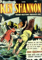 Cover For Ken Shannon