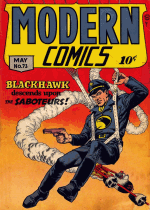 Thumbnail for Modern Comics
