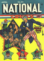 Thumbnail for National Comics