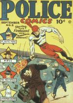 Thumbnail for Police Comics