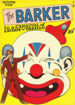 Cover For The Barker