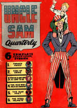Cover For Uncle Sam Quarterly