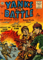 Cover For Yanks In Battle