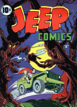 Thumbnail for Jeep Comics