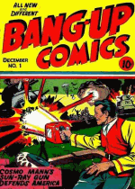 Thumbnail for Progressive Publishers: Bang-Up Comics