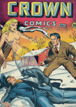 Thumbnail for McCombs: Crown Comics