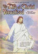 Cover For The Life of Christ Visualized