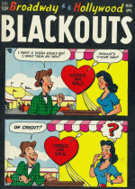Cover For Broadway Hollywood Blackouts